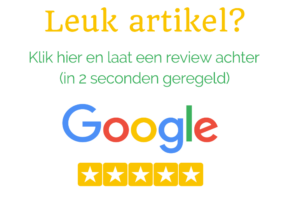 google review plaatje